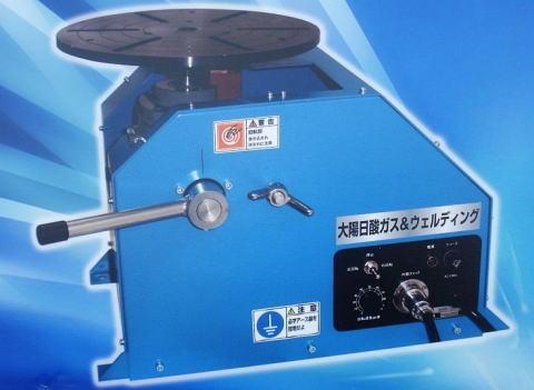 ポジショナー G&W GWP-100-L 中古