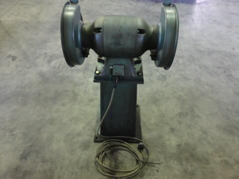 両頭グラインダー 日立工機 KBT-10中古