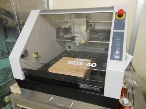 3Dプロッタ ROLAND MDX-40 中古