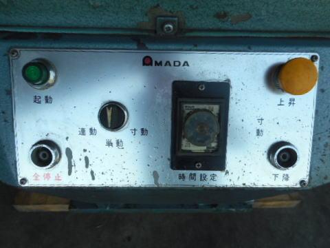 セットプレス アマダ SP-30中古