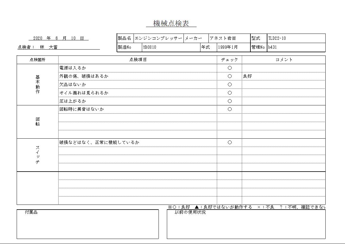 エンジンコンプレッサー アネスト岩田 TLD22-10中古