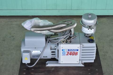ロータリーポンプ DIVAC GHP-240B 中古