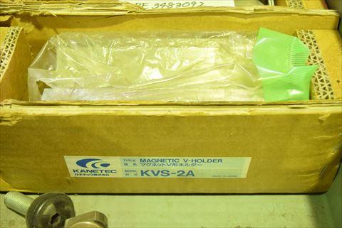 マグネットホルダー カネテック KVS-2A 中古