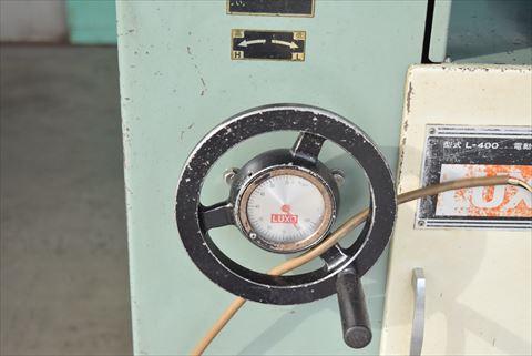 コンターマシン ラクソー SE-400中古