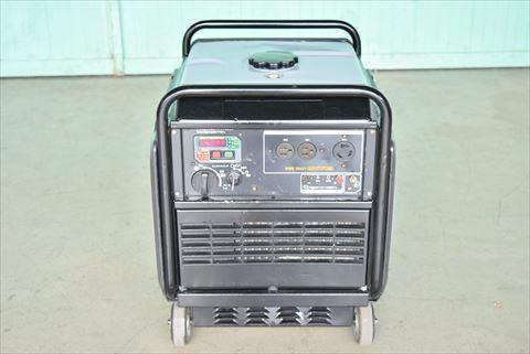 発電機 デンヨー GE-2800SS-IV中古