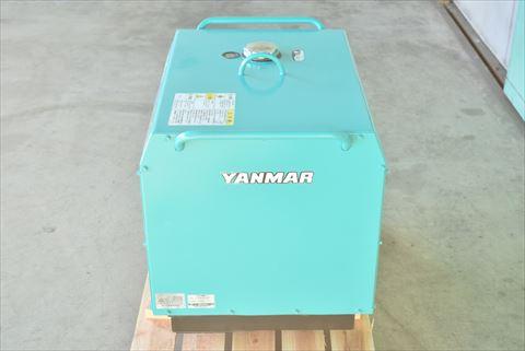 発電機 ヤンマー G3500S-6E中古