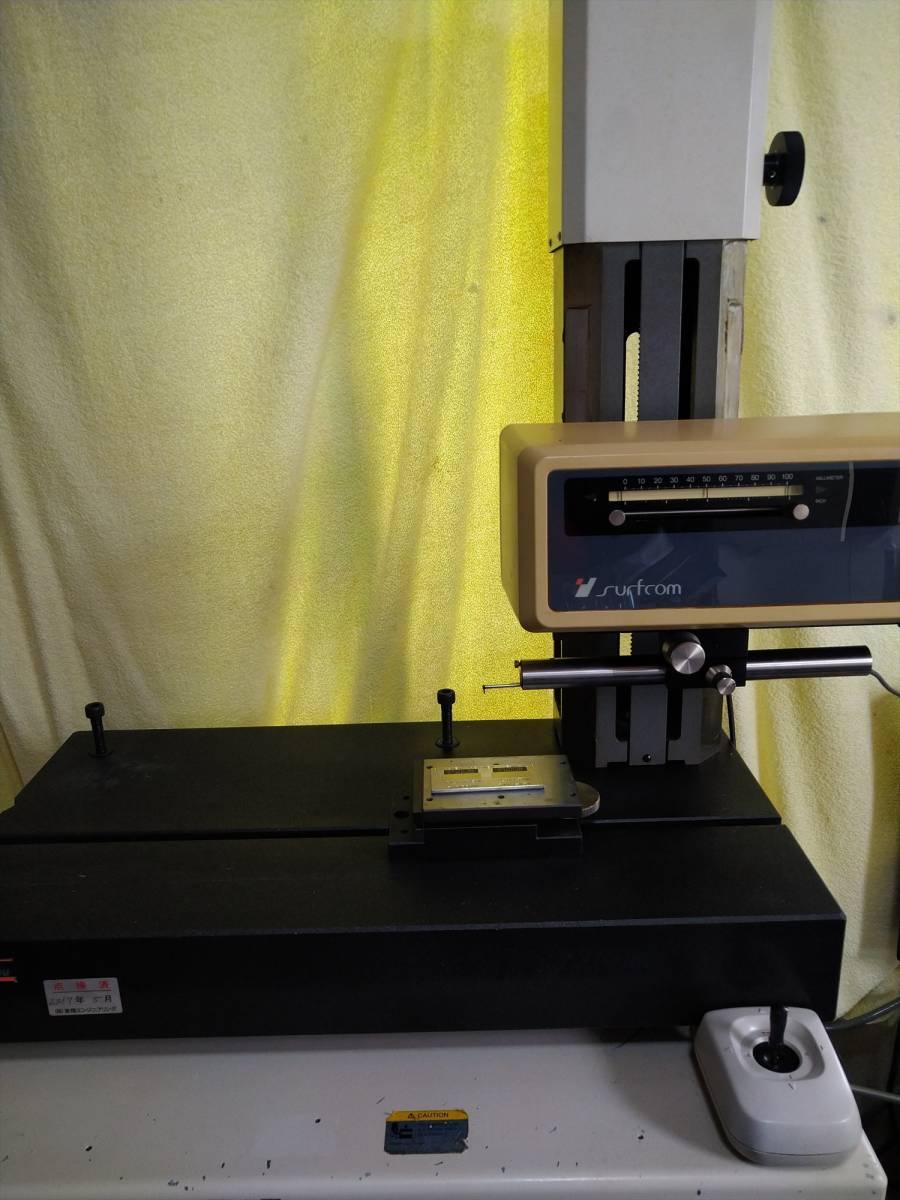 サーフコム2800D 東京精密 粗さ測定機+形状輪郭測定機 値下げしました 東京精密  2800D-12 中古