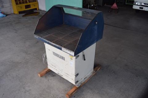 作業台付き集塵機 淀川 YES750VD 中古