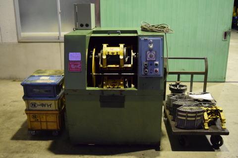 バレル研磨機 東邦鋼機 TAB-54 中古
