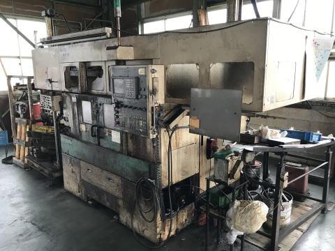 NC平行2主軸型旋盤 村田機械 MW12 中古