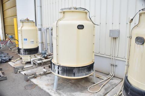 クーリングタワー 荏原冷熱システム SBC-20ES 中古