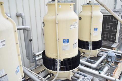 クーリングタワー 荏原冷熱システム SBC-10ES 中古