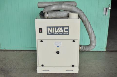 集塵機 日本真空(NIVAC) NB-7D 中古