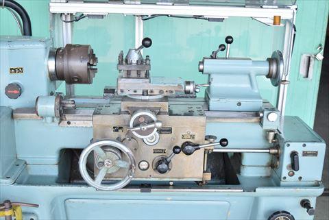 卓上旋盤 エグロ GL-120中古
