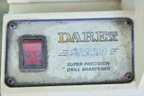 ドリル研磨機 DAREX SP2500中古