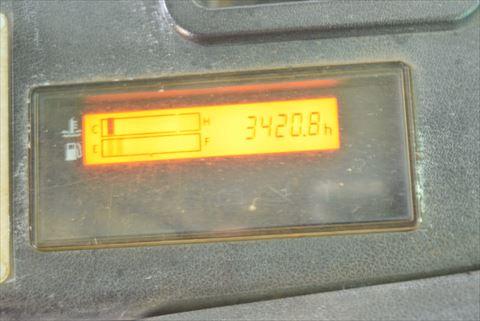 フォークリフト トヨタ 8FG20中古