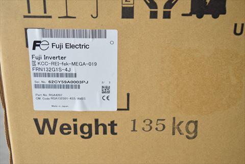 インバータ 富士電機 FRN132G1S-4J中古