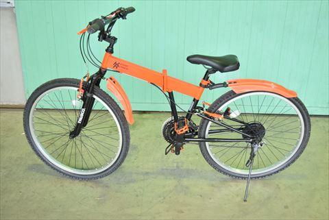 自転車 トラスコ(TRUSCO) THR5526 中古