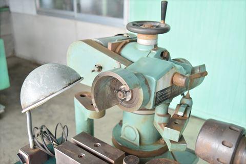 工具研削盤 飯田鐵工所 GE-120S中古
