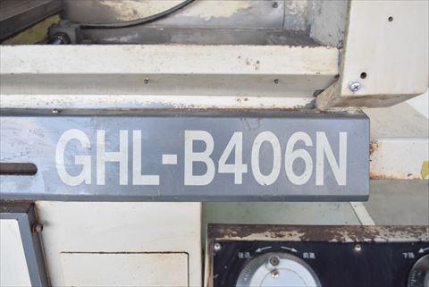 平面研削盤 日立精工 GHL-B406N中古