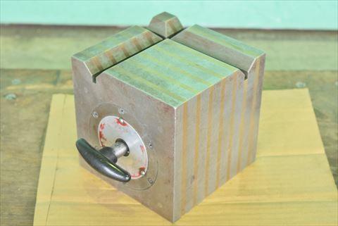 枡形マグネットブロック フジ磁工 150×150 中古