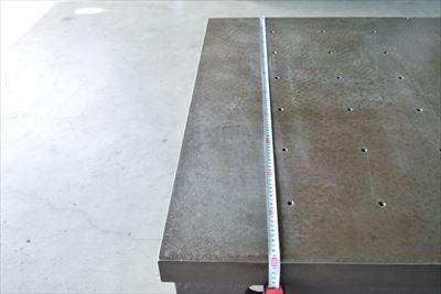 定盤 大西測定 1000×750中古