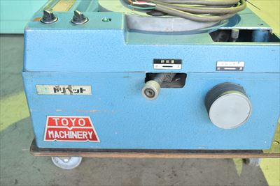 ドリル研磨機 東洋マシナリー M2型中古